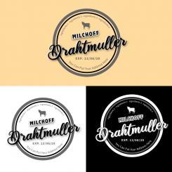 Logo  # 1084404 für Milchbauer lasst Kase produzieren   Selbstvermarktung Wettbewerb