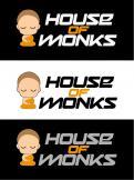 Logo # 403593 voor House of Monks, board gamers,  logo design wedstrijd