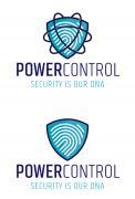 Logo # 822191 voor Krachtig logo voor startende beveiligingsonderneming wedstrijd