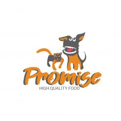 Logo design # 1194590 for promise dog and catfood logo contest