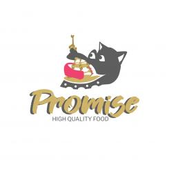 Logo design # 1195148 for promise dog and catfood logo contest