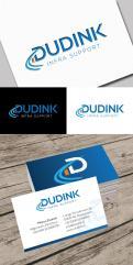 Logo # 990542 voor Update bestaande logo Dudink infra support wedstrijd