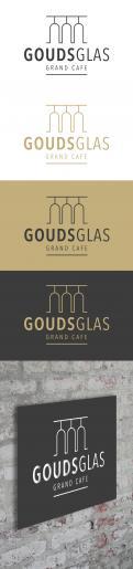 Logo # 984633 voor Ontwerp een mooi logo voor ons nieuwe restaurant Gouds Glas! wedstrijd