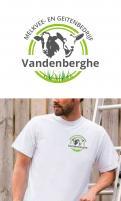 Logo # 1064506 voor Logo voor landbouwbedrijf met melkkoeien en melkgeiten wedstrijd