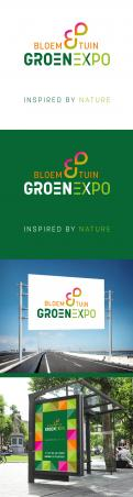 Logo # 1022129 voor vernieuwd logo Groenexpo Bloem   Tuin wedstrijd