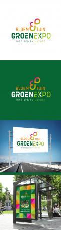 Logo # 1022130 voor vernieuwd logo Groenexpo Bloem   Tuin wedstrijd