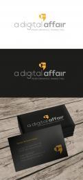 Logo # 1079714 voor Clean   Simple Logo   visitekaartje voor een Online Marketing Agency wedstrijd