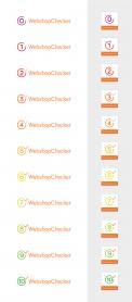Logo design # 1095505 for WebshopChecker nl Widget contest