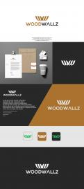 Logo design # 1153580 for modern logo for wood wall panels contest