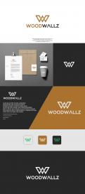 Logo design # 1153583 for modern logo for wood wall panels contest