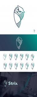 Logo # 1234694 voor ontwerp een logo voor een technische denktank met een  suggestie van een  uil erin wedstrijd