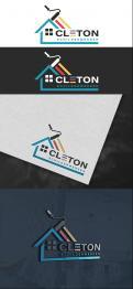 Logo # 1245606 voor Ontwerp een kleurrijke logo voor Cleton Schilderwerken! wedstrijd