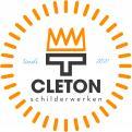 Logo # 1241260 voor Ontwerp een kleurrijke logo voor Cleton Schilderwerken! wedstrijd