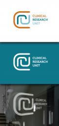 Logo # 610995 voor Ontwerp een zakelijk en rustig  logo voor de afdeling Clinical Research Unit (afkorting: CRU), een afdeling binnen het AMC; een groot academisch ziekenhuis in Amsterdam. wedstrijd