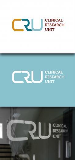 Logo # 610997 voor Ontwerp een zakelijk en rustig  logo voor de afdeling Clinical Research Unit (afkorting: CRU), een afdeling binnen het AMC; een groot academisch ziekenhuis in Amsterdam. wedstrijd