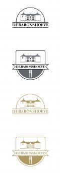 Logo # 1036549 voor Logo voor Cafe restaurant De Baronshoeve wedstrijd