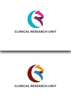 Logo # 610403 voor Ontwerp een zakelijk en rustig  logo voor de afdeling Clinical Research Unit (afkorting: CRU), een afdeling binnen het AMC; een groot academisch ziekenhuis in Amsterdam. wedstrijd