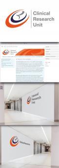 Logo # 614216 voor Ontwerp een zakelijk en rustig  logo voor de afdeling Clinical Research Unit (afkorting: CRU), een afdeling binnen het AMC; een groot academisch ziekenhuis in Amsterdam. wedstrijd