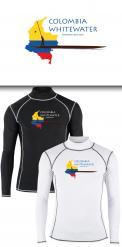 Logo design # 646321 for logo and t shirt design for Colombia Whitewater contest