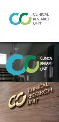 Logo # 612520 voor Ontwerp een zakelijk en rustig  logo voor de afdeling Clinical Research Unit (afkorting: CRU), een afdeling binnen het AMC; een groot academisch ziekenhuis in Amsterdam. wedstrijd