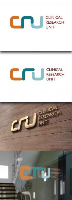 Logo # 610715 voor Ontwerp een zakelijk en rustig  logo voor de afdeling Clinical Research Unit (afkorting: CRU), een afdeling binnen het AMC; een groot academisch ziekenhuis in Amsterdam. wedstrijd