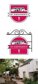 Logo # 1036666 voor Logo voor Cafe restaurant De Baronshoeve wedstrijd