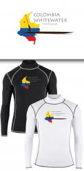 Logo design # 647233 for logo and t shirt design for Colombia Whitewater contest