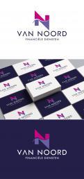 Logo # 1001668 voor Ontwerp een strak logo voor een nieuw hypotheek kantoor wedstrijd