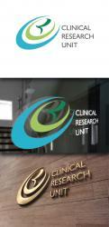 Logo # 612535 voor Ontwerp een zakelijk en rustig  logo voor de afdeling Clinical Research Unit (afkorting: CRU), een afdeling binnen het AMC; een groot academisch ziekenhuis in Amsterdam. wedstrijd