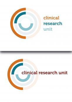 Logo # 611535 voor Ontwerp een zakelijk en rustig  logo voor de afdeling Clinical Research Unit (afkorting: CRU), een afdeling binnen het AMC; een groot academisch ziekenhuis in Amsterdam. wedstrijd