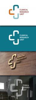 Logo # 610733 voor Ontwerp een zakelijk en rustig  logo voor de afdeling Clinical Research Unit (afkorting: CRU), een afdeling binnen het AMC; een groot academisch ziekenhuis in Amsterdam. wedstrijd