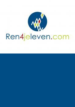 Logo # 412624 voor Ontwerp een sportief logo voor hardloop community ren4jeleven.com  wedstrijd