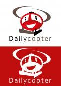 Logo # 300049 voor Logo + Mascotte voor Dailycopter wedstrijd