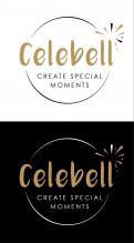 Logo # 1020947 voor Logo voor Celebell  Celebrate Well  Jong en hip bedrijf voor babyshowers en kinderfeesten met een ecologisch randje wedstrijd