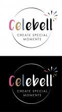 Logo # 1019956 voor Logo voor Celebell  Celebrate Well  Jong en hip bedrijf voor babyshowers en kinderfeesten met een ecologisch randje wedstrijd