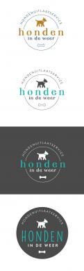 Logo # 969911 voor Logo voor Hondenuitlaatservice Honden in de weer wedstrijd