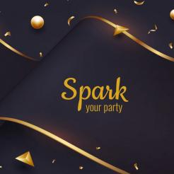 Logo design # 1187798 for Logo for Spark  Theme boxes for party's contest