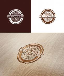 Logo  # 1160382 für Logo fur das Holzbauunternehmen  PR Holzbau GmbH  Wettbewerb
