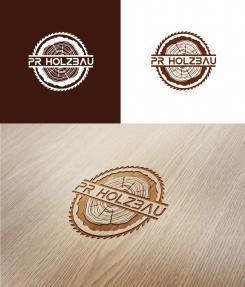 Logo  # 1161888 für Logo fur das Holzbauunternehmen  PR Holzbau GmbH  Wettbewerb