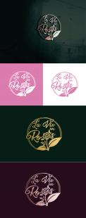 Logo # 1145251 voor Ontwerp een romantisch  grafisch logo voor B B La Vie en Roos wedstrijd