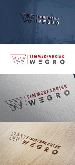 Logo design # 1240167 for Logo for 'Timmerfabriek Wegro' contest