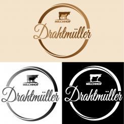 Logo  # 1084777 für Milchbauer lasst Kase produzieren   Selbstvermarktung Wettbewerb