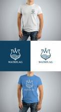 Logo design # 1207575 for logo for water sports equipment brand  Watrflag contest