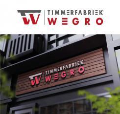 Logo design # 1240183 for Logo for 'Timmerfabriek Wegro' contest