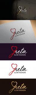 Logo  # 1205878 für GRETA slow fashion Wettbewerb