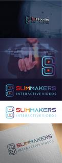 Logo design # 1206987 for Logo and company colors voor company that creates interactive video contest