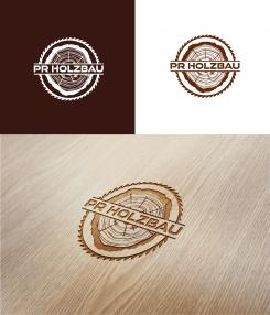 Logo  # 1161850 für Logo fur das Holzbauunternehmen  PR Holzbau GmbH  Wettbewerb