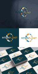 Logo # 1158460 voor Logo voor een website InternPlanet wedstrijd