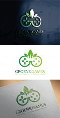 Logo # 1207824 voor Ontwerp een leuk logo voor duurzame games! wedstrijd