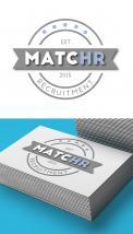 Logo # 443212 voor Jong.. speels logo voor ons bedrijfsadviesbureau/recruitment matcHR wedstrijd